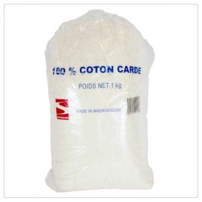 COTON CARDE 1KG