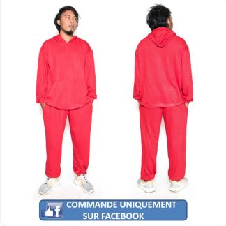 Jogging ensemble homme